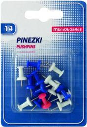 Memoboards Pinezki beczułki 14 SZT. (MB12B14 NR)