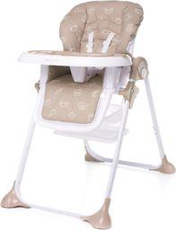 4BABY Krzesełko dziecięce Decco Brown - 2937