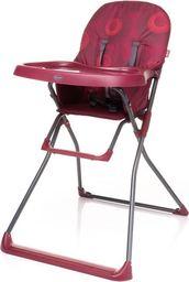4BABY Krzesełko Flower Red - 2806