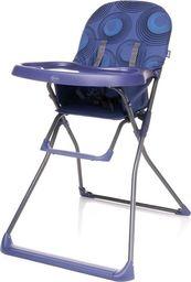 4BABY Krzesełko Flower Purple - 2805