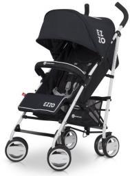 Wózek EURO-CART Wózek spacerowy Ezzo Anthracite