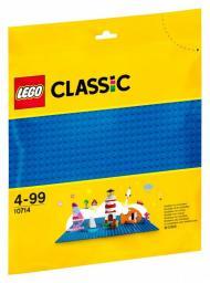 LEGO CLASSIC. Niebieska płytka konstrukcyjna ( 10714 )