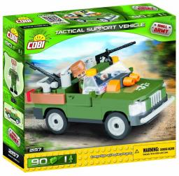 Cobi Small Army Tactical Support Vehicle (2157)