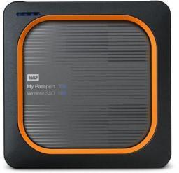 Dysk zewnętrzny Western Digital My Passport Wireless SSD 500GB (WDBAMJ5000AGY-EESN)