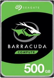 """Dysk Seagate BarraCuda 500 GB 2.5"""" SATA III (ST500LM034)"""