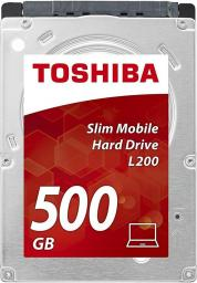 "Dysk Toshiba L200 500 GB 2.5"" SATA III (HDWK105UZSVA)"