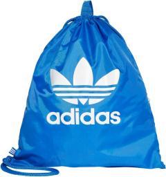 Adidas Worek Originals Gymsack Trefoil niebieski (BJ8358)