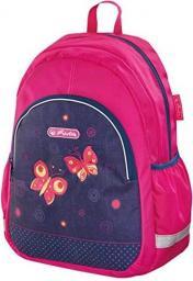 Herlitz Plecak Butterfly Dreams różowo- granatowy (50014705)