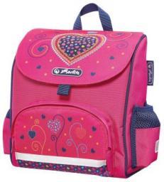 Herlitz Tornister Vorschulranzen mini softbag Pink Hearts (50014088)