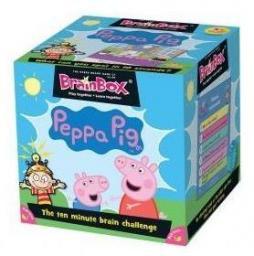 Albi BrainBox Peppa Pig wersja angielska