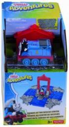 Mattel Przenośne stacyjki (FBC51)