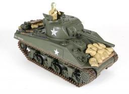 Waltersons Czołg zdalnie sterowany Sherman M4A3 1:24 (2RC4006)