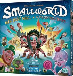 Rebel Small World: Nie bój nic+W pajęczej sieci