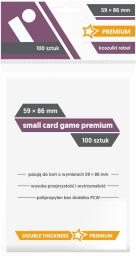 Rebel Koszulki Small Card GP 59x86 (100sztuk)