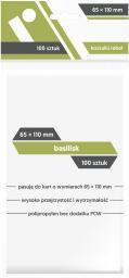 Rebel Koszulki Basilisk 65x110 (100sztuk)