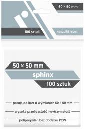 Rebel Koszulki Sphinx 50x50 (100sztuk)