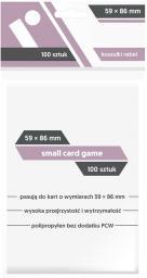 Rebel Koszulki Small Card Game 59x86 (100sztuk)