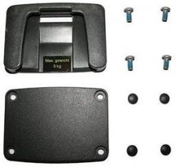 BASIL Płyta adaptera do mocowania zapięcia BasEasy System II do koszy (BAS-70128)