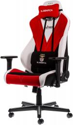 Fotel Nitro Concepts S300 Gaming SL Benfica Special Edition (NC-S300-BLSE)