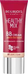 BOURJOIS Paris Healthy Mix lekki krem BB do twarzy nr 01 Light 30ml