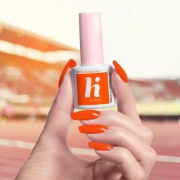 Hi Hybrid Lakier hybrydowy 110 Neon Orange 5ml