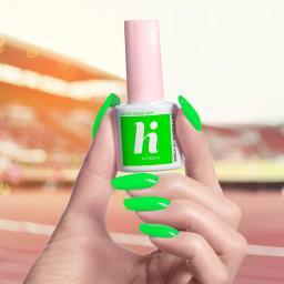 Hi Hybrid Lakier hybrydowy  119 Neon Green 5ml