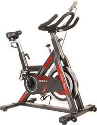 Hertz Rower Hertz XR-550 grafitowo czerwony  (11506)