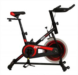 Hertz Rower Hertz XR-110 czarno czerwony (11504)
