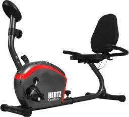 Hertz Rower Hertz Comfort 1 czarno-czerwony  (11475)