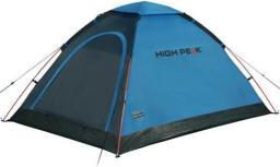 High Peak Namiot turystyczny Monodome 2P niebieski (10159)