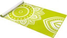 ECOWELLNESS Ręcznik do jogi zielony 183x61cm (QB 041)