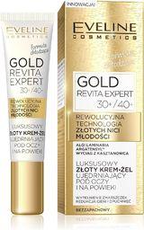 Eveline Krem pod oczy Gold Revita Expert ujędrniający 15ml