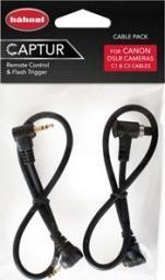 Hahnel CAPTUR CABLE SET CANON - 1000 714.0