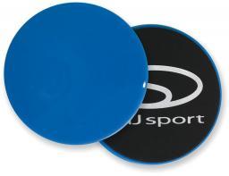 SMJ sport Podkładki slide PB033 niebieskie