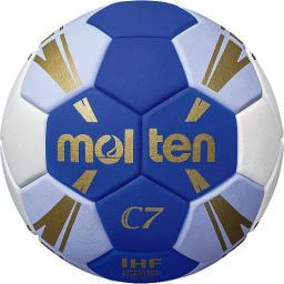 Molten Piłka do ręcznej H1C3500-WB  biało-niebieska r. 1 (9409)