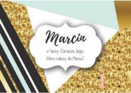 Szaron Magnes Imiona - Marcin