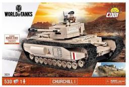 Cobi Small Army WoT Czołg Churchill I 530 (COBI-3031)
