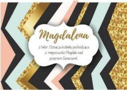 Szaron Magnes Imiona - Magdalena