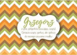 Szaron Magnes Imiona - Grzegorz