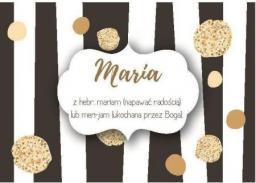 Szaron Magnes Imiona - Maria