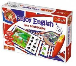Trefl Mały Odkrywca - Enjoy English  (01605)