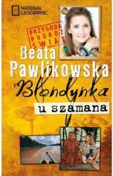 Blondynka u szamana - Beata Pawlikowska pocket