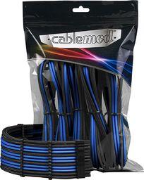 CableMod CableMod PRO Extension Kit black/blue - ModMesh - CM-PCAB-BKIT-NKKB-3P
