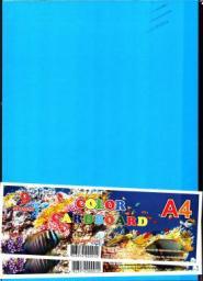 Fresh Karton kolorowy A4 KA 4309E