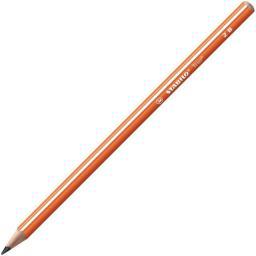 Stabilo Ołówek Trio 2B Pomarańczowy (369/2B)