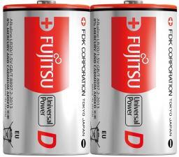 Fujitsu Baterie Alkaliczne LR20 D 2 szt. (LR20(2S) FU)
