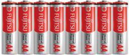 Fujitsu Baterie Alkaliczne LR6 AA 8 szt. (LR6(8S) FU)