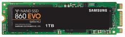 Dysk SSD Samsung 860 EVO 1 TB M.2 2280 SATA III (MZ-N6E1T0BW)