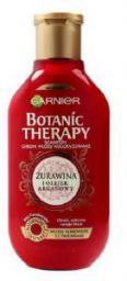 Garnier Szampon Botanic Therapy do włosów farbowanych żurawina i olejek arganowy 250ml