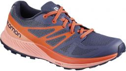 Salomon Buty damskie Sense Escape W Crown Blue/Coral Almond/Nasturtium r. 38 (400922)